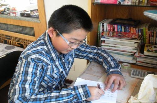 美德少年:吉林市昌邑区第二实验小学五年四班